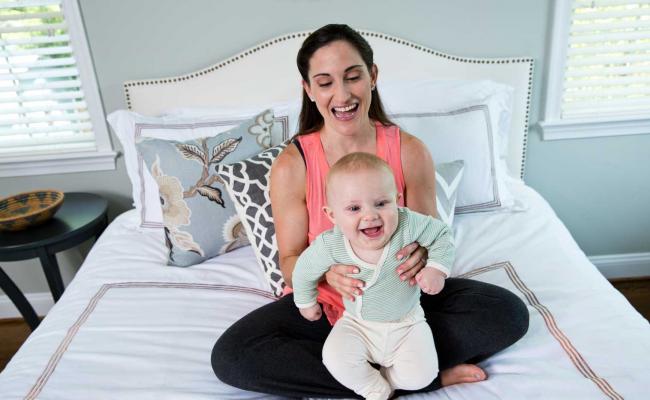 Afeto de Mãe e seus Benefícios